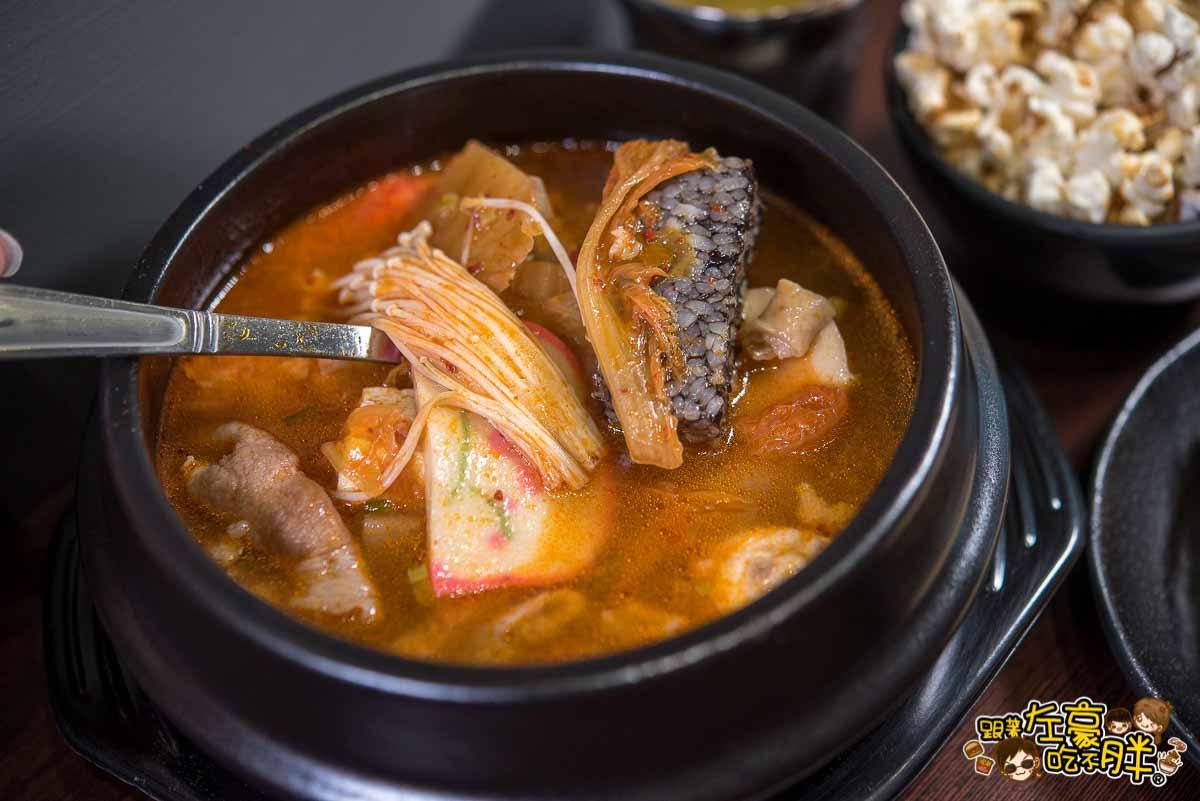 台南美食 鮮佃鍋 韓式料理 -10