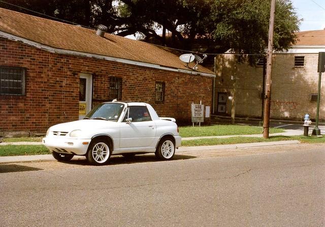 Suzuki Sports Car