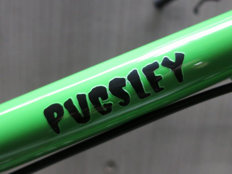SURLY Pugsley GR Logo 2
