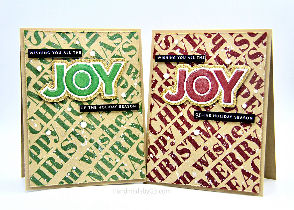 Joy card set
