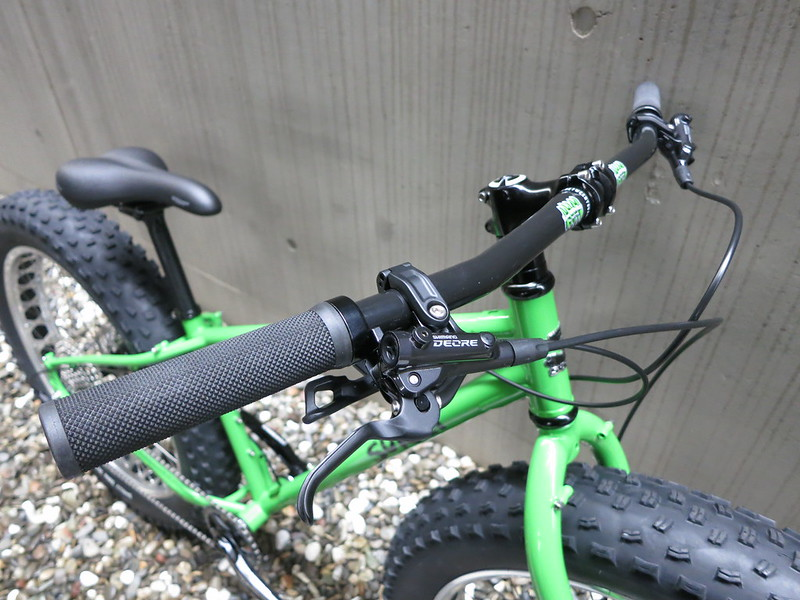 SURLY Pugsley GR Front