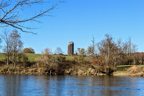 silos river rivers farmland farm farms landscape canon unlimitedphotos