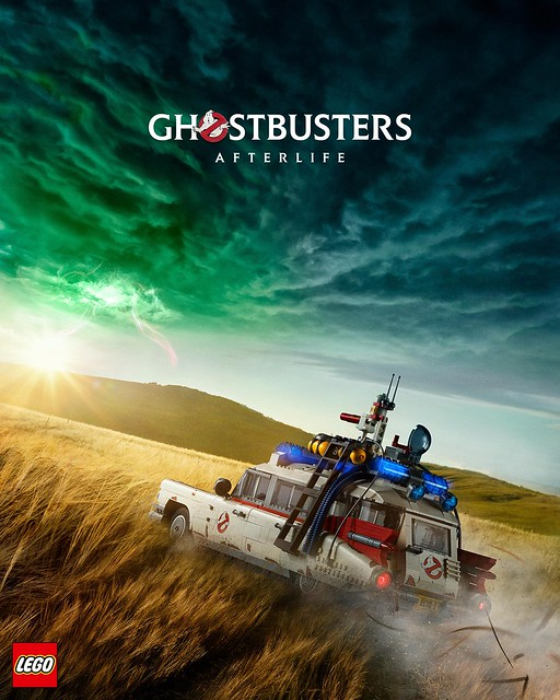 LEGO Ghostbusters Afterlife