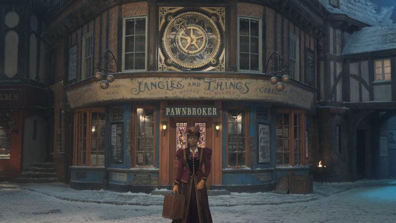 Where was Jingle Jangle filmed