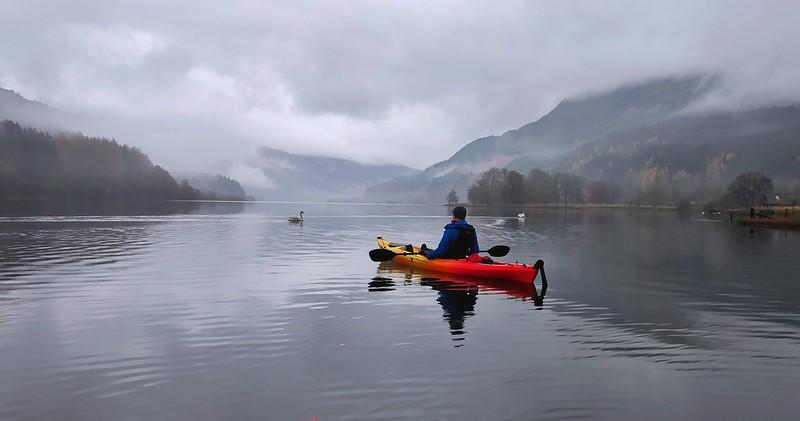 Morning Paddle
