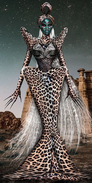 Alien Couture 25 ◊ Mother Nature