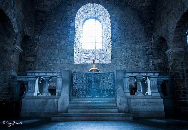Ci-gît le dernier chevalier - Here lies the last knight  (Sliders Sunday)