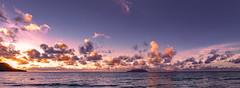 Mahe - Beau Vallon Sunset