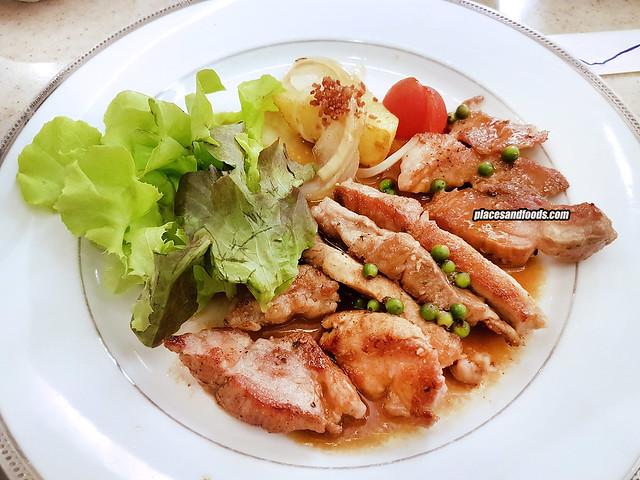 fuji restaurant bangkok chicken yakiniku