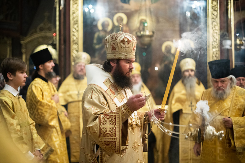14-15 ноября 2020, Неделя 23-я по Пятидесятнице / 14-15 November 2020, 23th Sunday after Pentecost