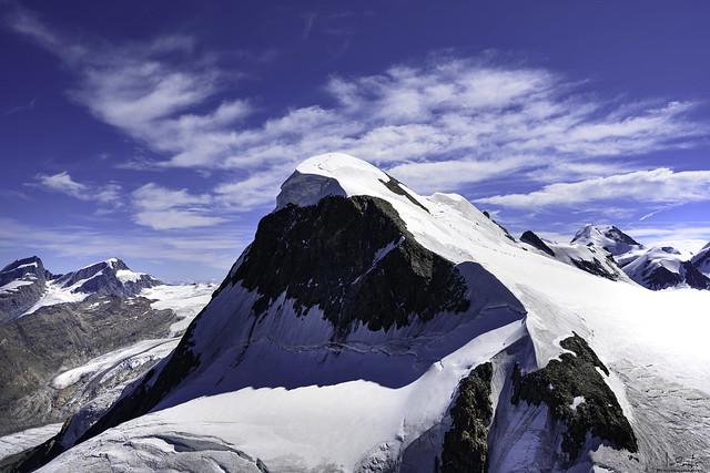 Mountain view - Breithorn - Zermatt - Wallis - Switzerland
