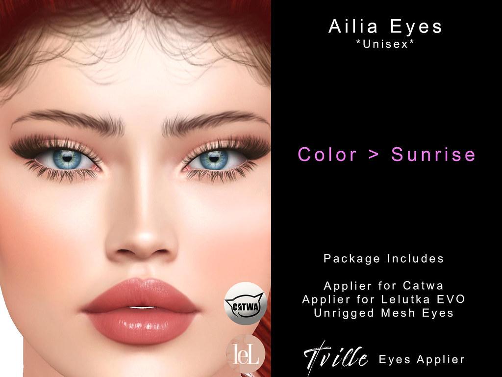 Tville - Ailia Eyes *sunrise*