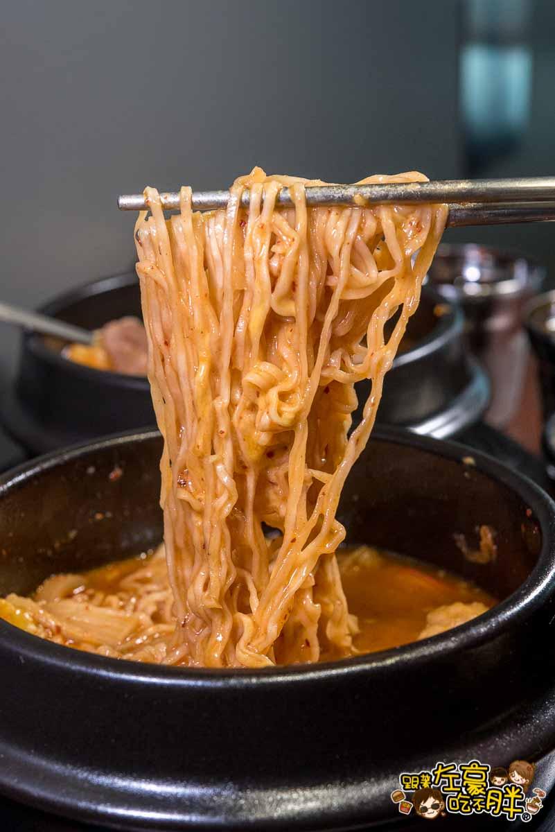 台南美食 鮮佃鍋 韓式料理 -16