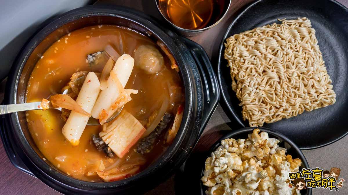 台南美食 鮮佃鍋 韓式料理 -27