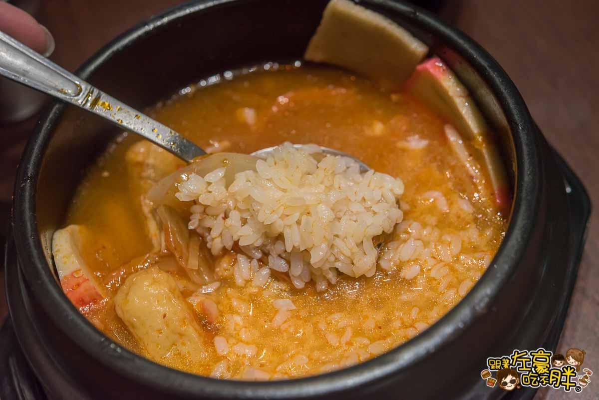 台南美食 鮮佃鍋 韓式料理 -22