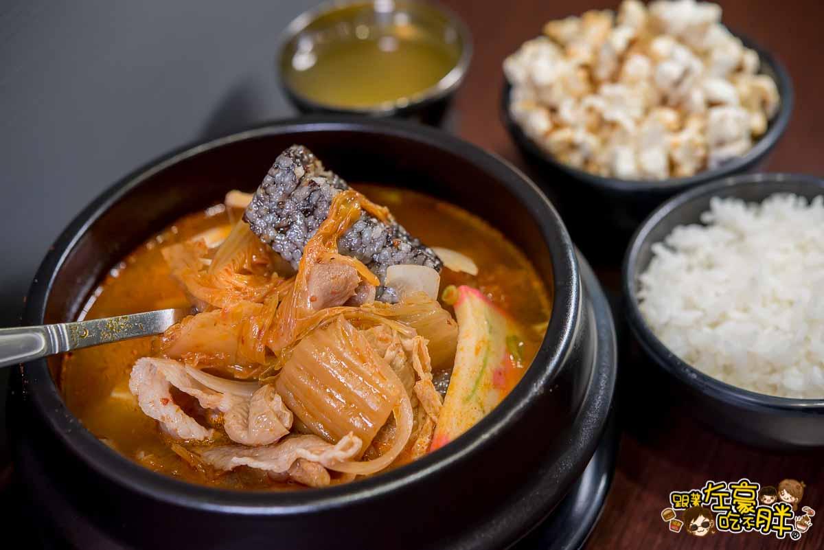 台南美食 鮮佃鍋 韓式料理 -25