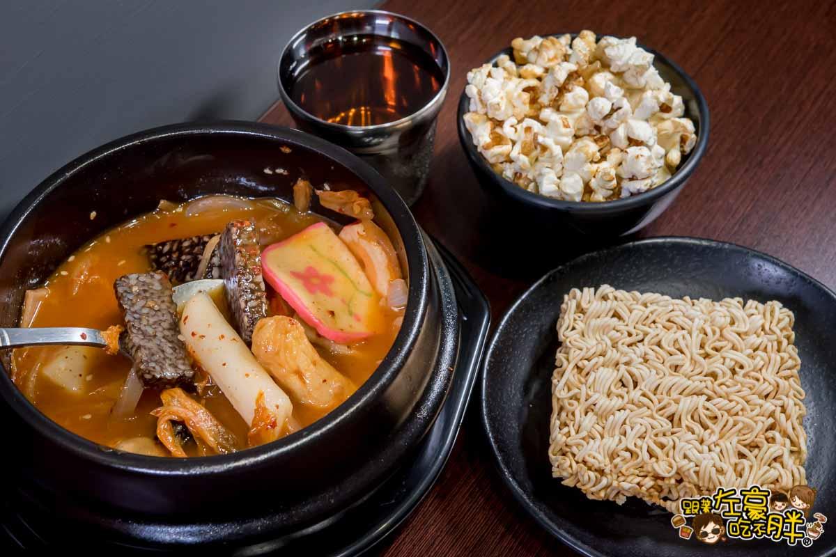 台南美食 鮮佃鍋 韓式料理 -43