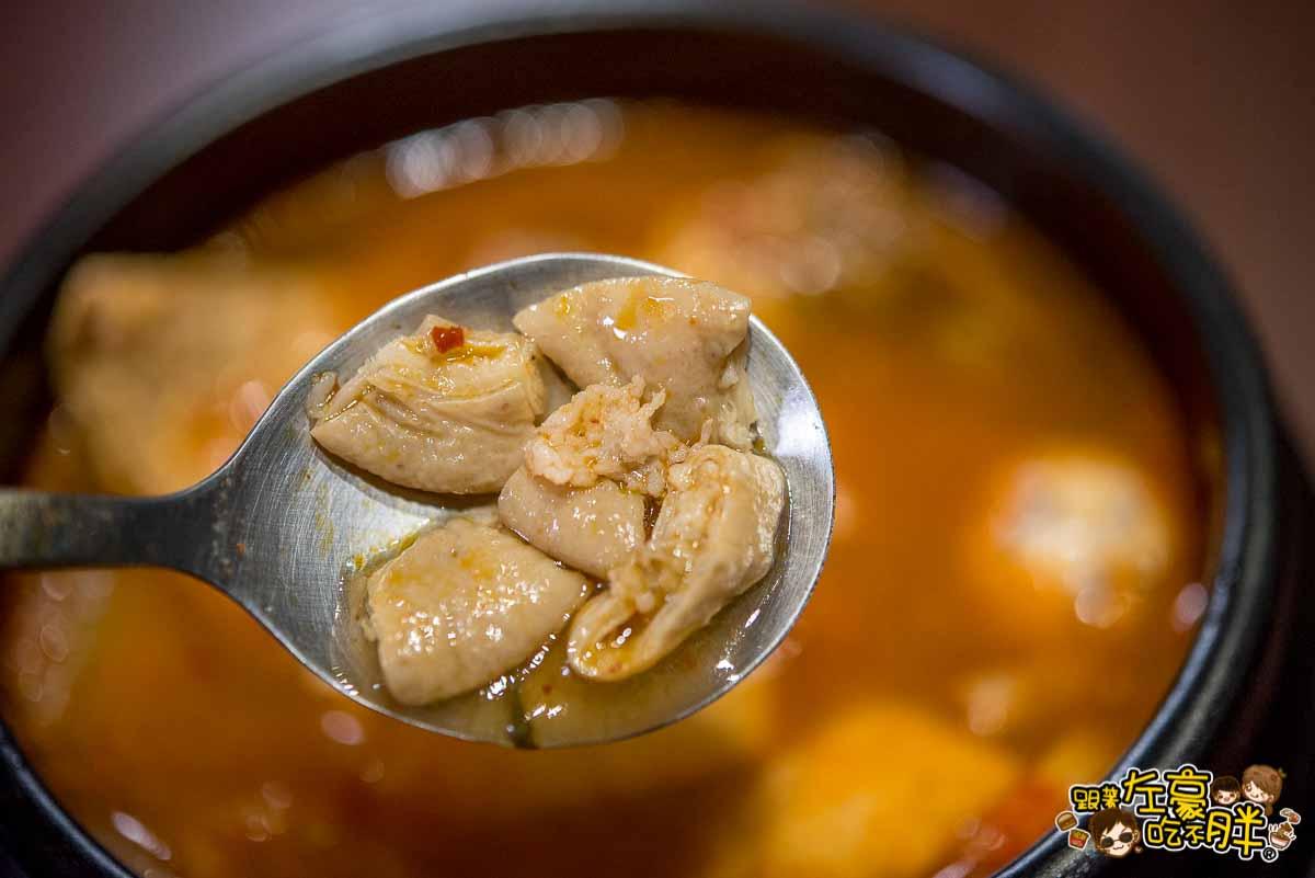 台南美食 鮮佃鍋 韓式料理 -13