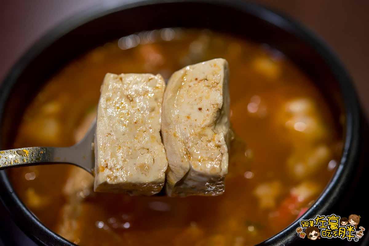 台南美食 鮮佃鍋 韓式料理 -12