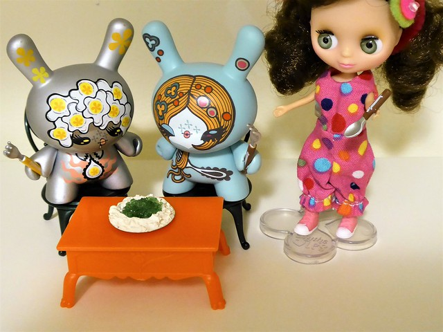 BaD Nov 15, 2020 - J is for Junko Dunny's....