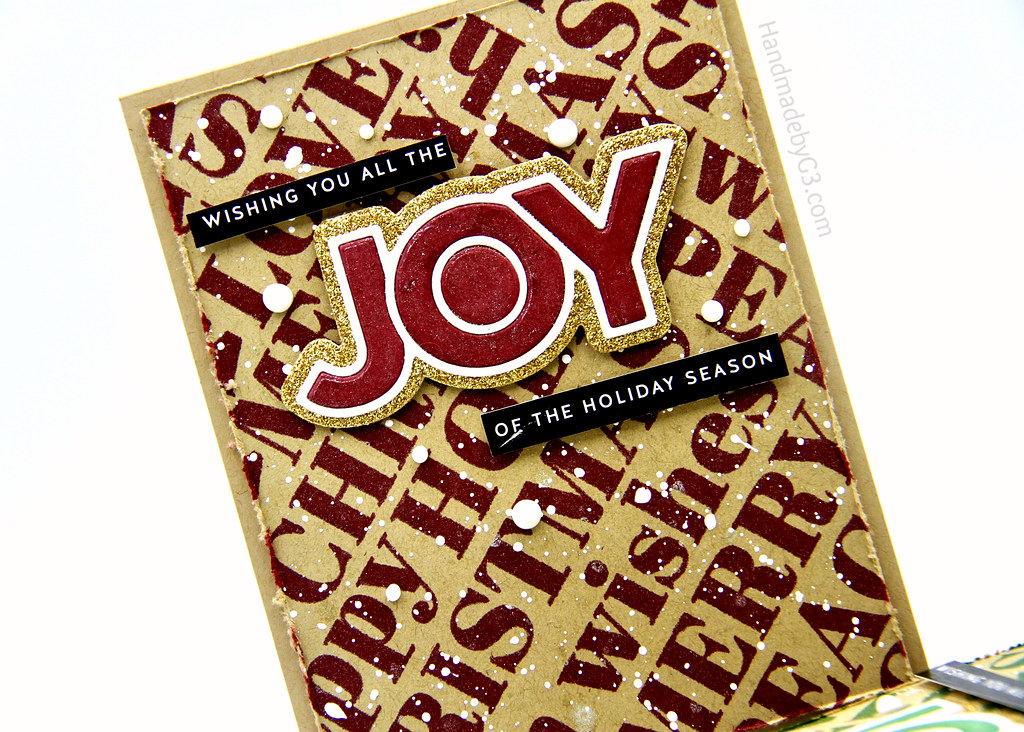 Red Joy card closeup1