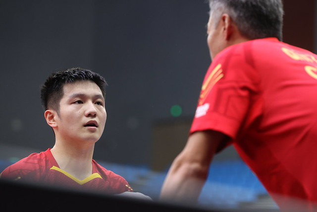 Day 3 - Dishang 2020 ITTF Men's World Cup