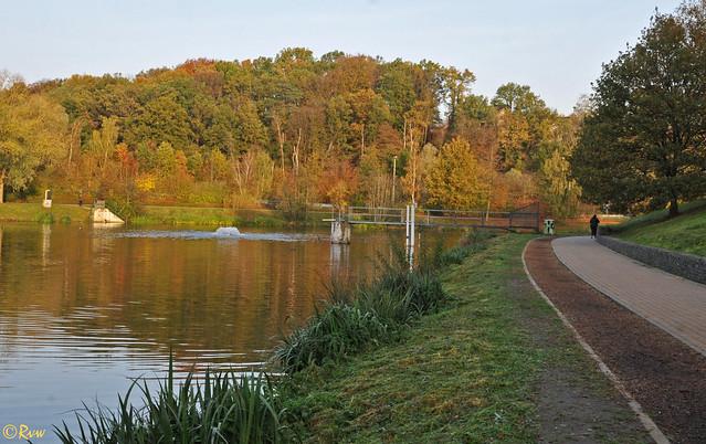 Lac de Louvain-la-Neuve