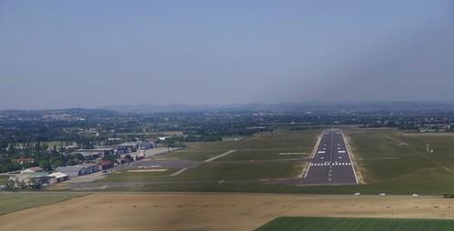 piste Valence Anciens Aérodromes