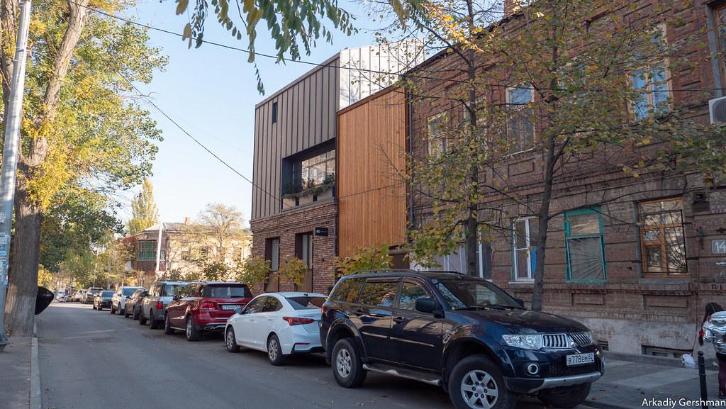 Реновация здорового человека архитектура,благоустройство,Ростов-на-Дону,реновация