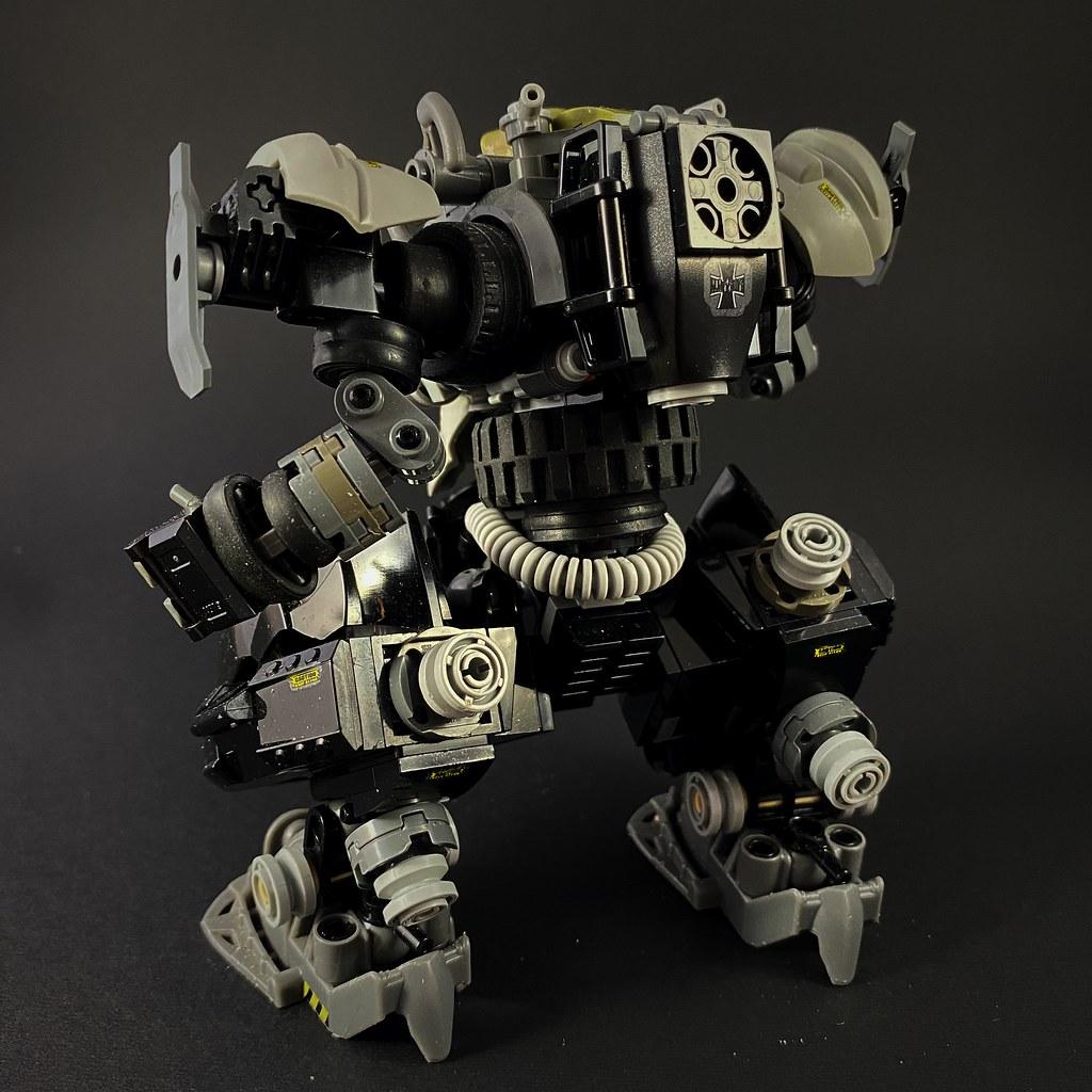 MT3 Heavy Mech