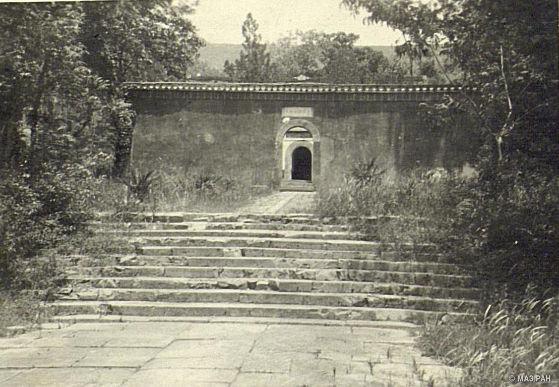 Храм в Нанкине