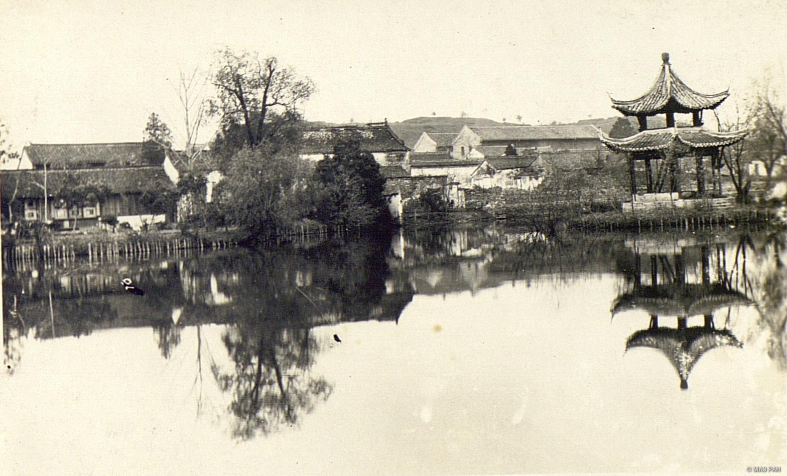 Озеро в Нанкине