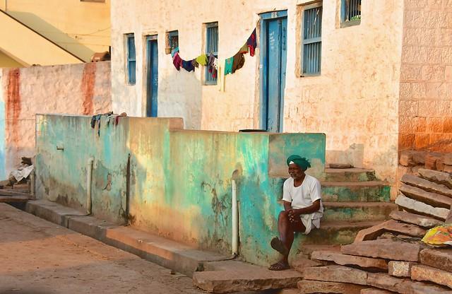 India. Karnataka- Badami