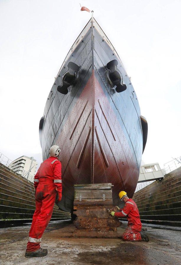 SS Nomadic - Le petit frère du Titanic - 1/200 - 3D [Conception] 50604541887_448bdef47b_o