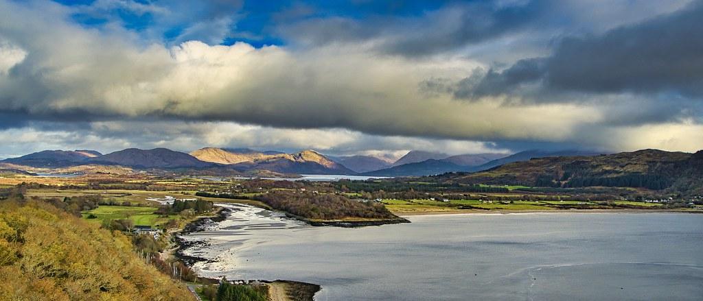 Benderloch, Argyll & Bute, Scotland.