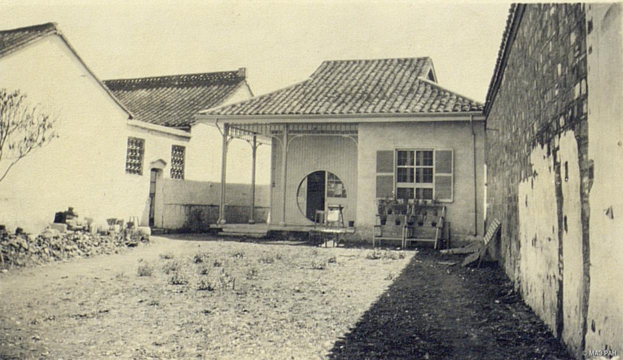 Павильон во дворце в Нанкине