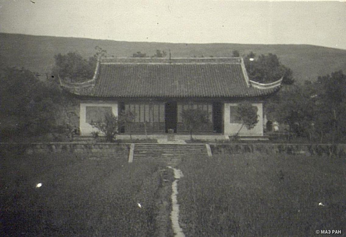 Буддийский храм в Нанкине