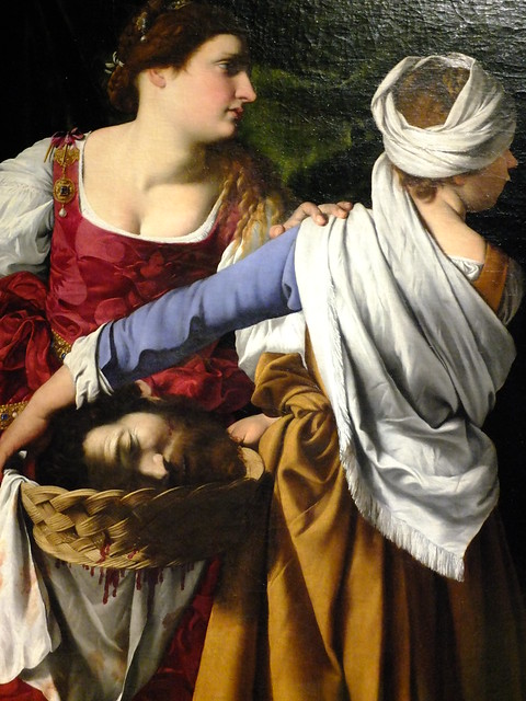 With the Head of Holofernes