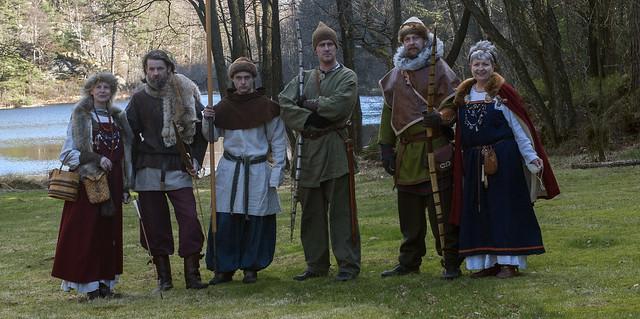 Vikings at Bronseplassen