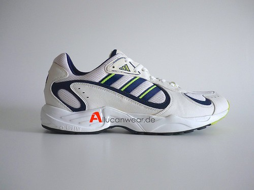 1998 VINTAGE ADIDAS ADIPRENE CATCH 22 CUSHION RUNNING SPORT SHOES | by aucwd