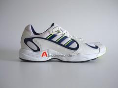 1998 VINTAGE ADIDAS ADIPRENE CATCH 22 CUSHION RUNNING SPORT SHOES