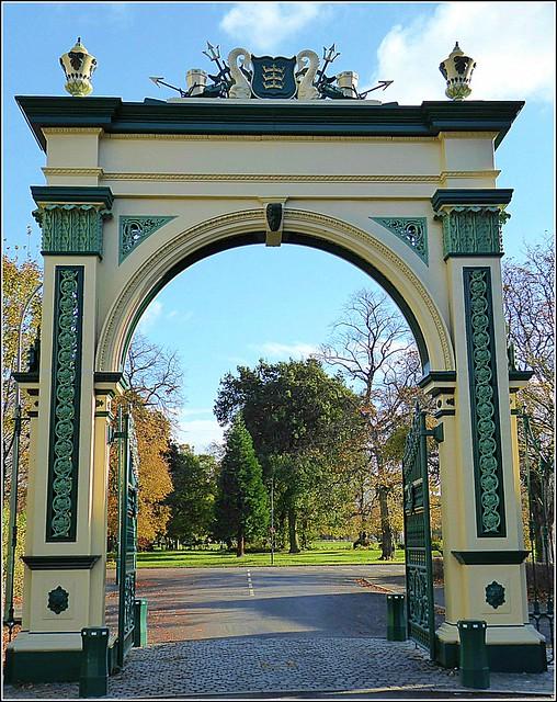Victorian Archway ..