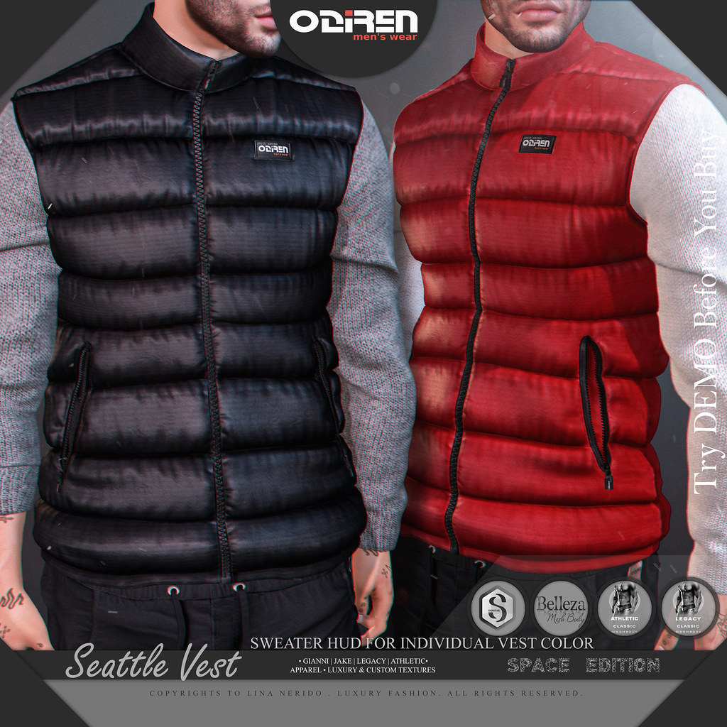 ODIREN – Seattle Vest