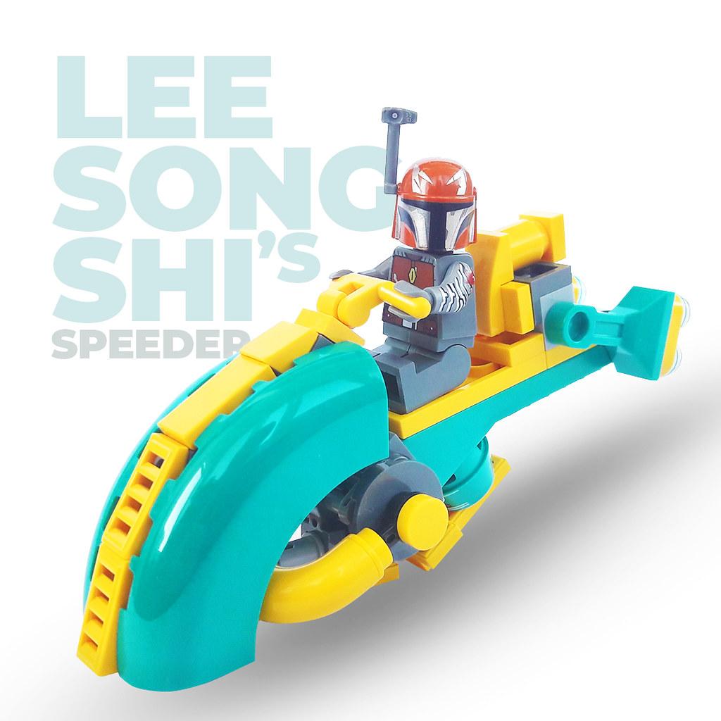 Lee Song Shi's Speeder