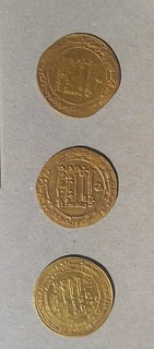 Gold Dinars Found in Egypt | by Numismatic Bibliomania Society