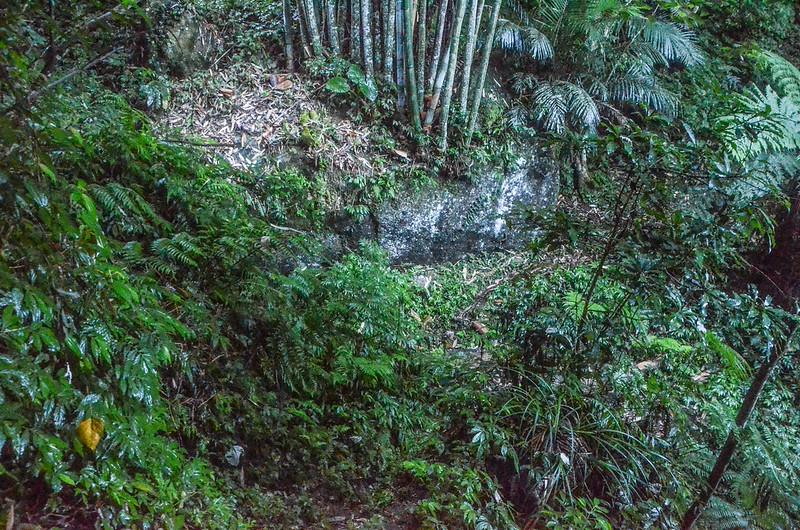 石壁山第二處乾溪谷