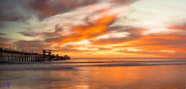 Oceanside CA.