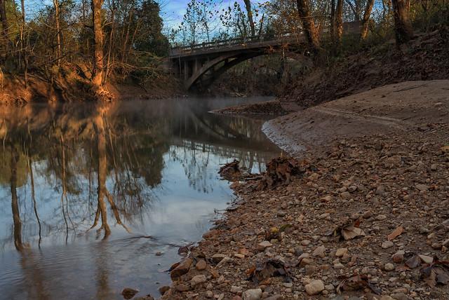 Bridge over Seneca Creek