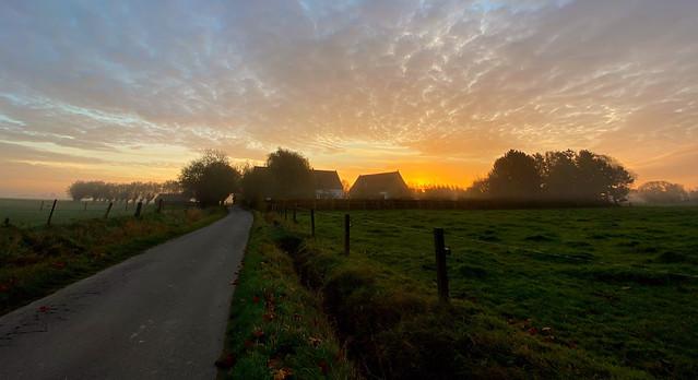 Sunrise - Explore 17/11/2020