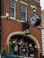 Gloucester - Carillon and Clock